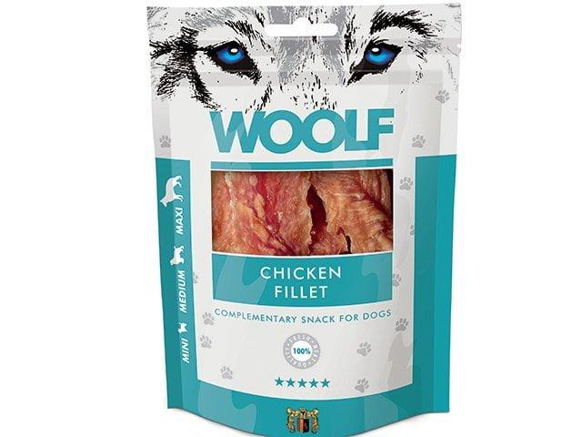 Woolf Chicken Filet 100g