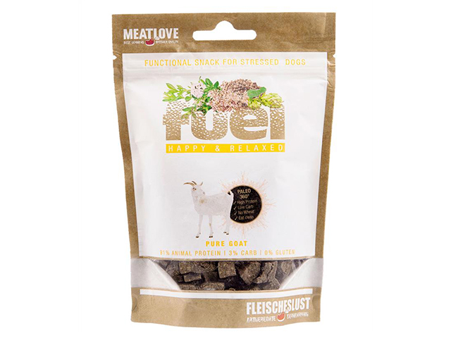 Meat Love FUEL Happy & Relaxed ged, 80g