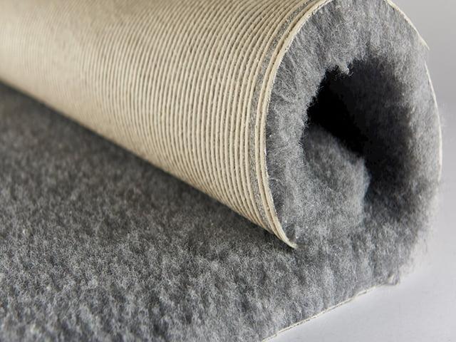 Vet Bed non-slip, 100x150cm, gray