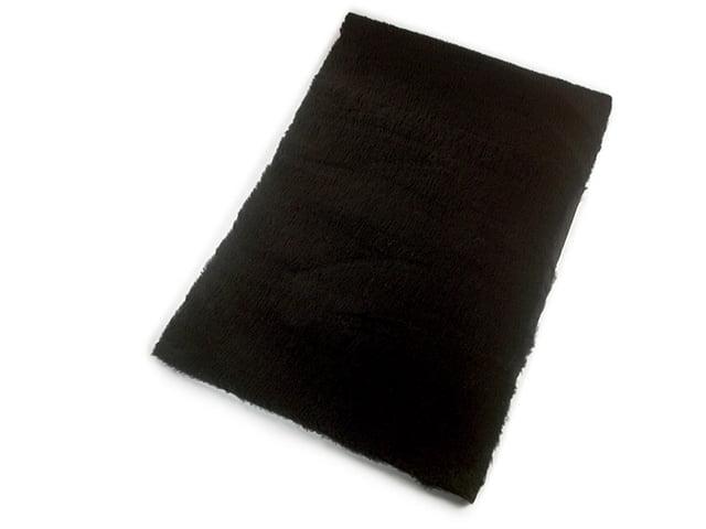 Vet Bed non-slip, 100x150cm, black