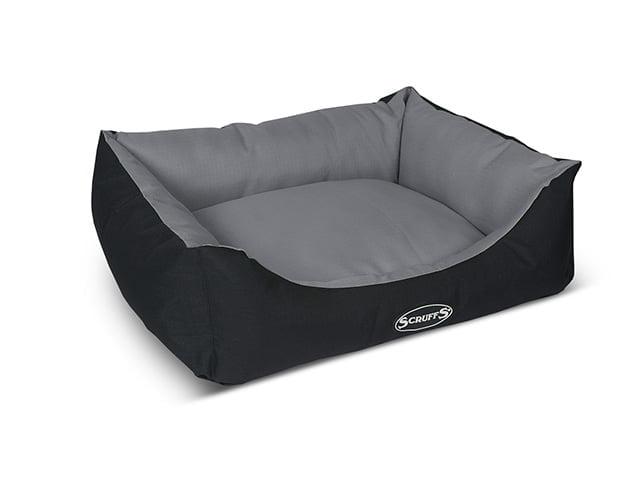 Scruffs Expedition seng, grå