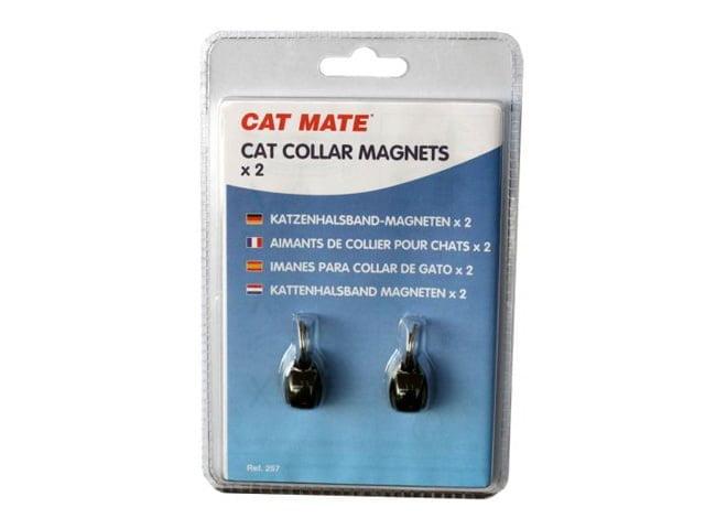 Magnets for Cat Mate, 2pcs.