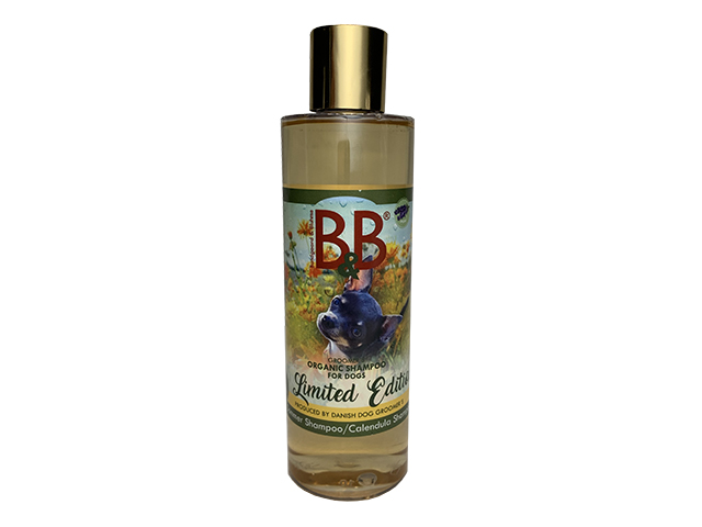 B&B shampoo calendula, 250ml (limited edition)