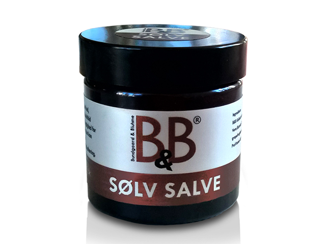 B&B Sølvsalve, 60ml