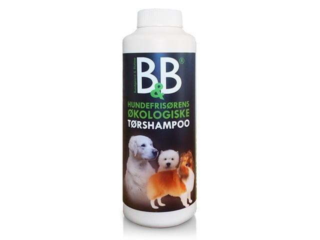 B&B tørshampoo med jasmin