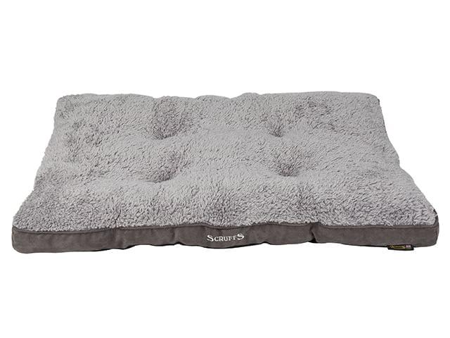 Scruffs Cosy pude, 82x58cm, grå