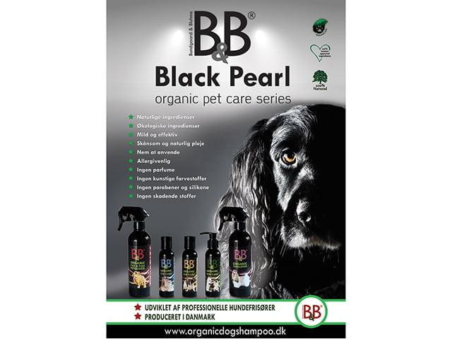 B&B Plakat, Black Pearl, stor