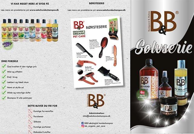 B&B brochurer 'Sølv'