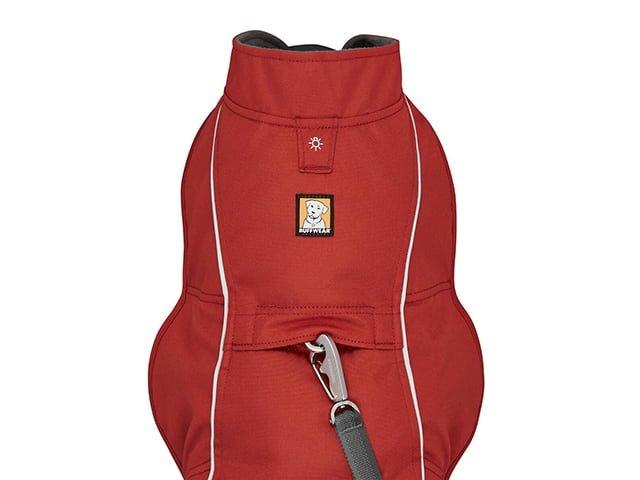 Ruffwear Overcoat™ Utility Jacket, rød