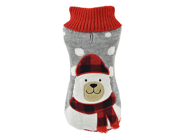 Nayeco Jersey Snow Bear