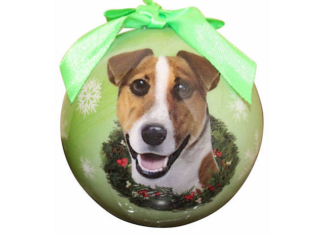 Christmas ornament, Jack Russel