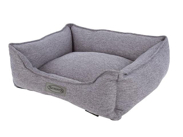 Scruffs Manhattan bed, gray