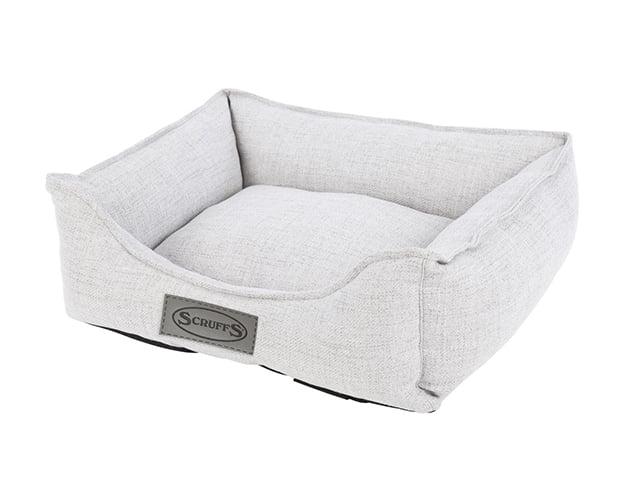 Scruffs Manhattan bed, light gray