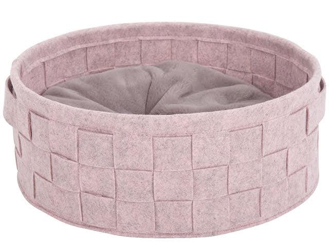 Scruffs Deluxe Habitat seng, 45 cm, pink