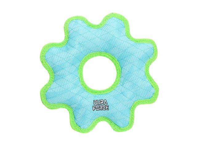 Dura Force Krans, blå/grøn, ø27cm