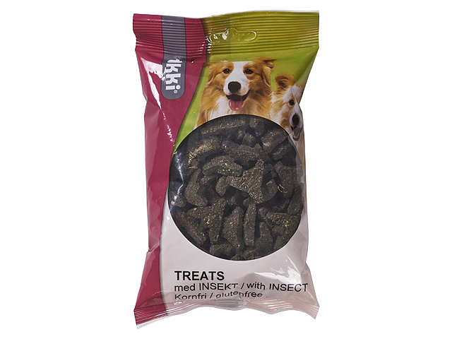 Tikki Treats with insect, 200g