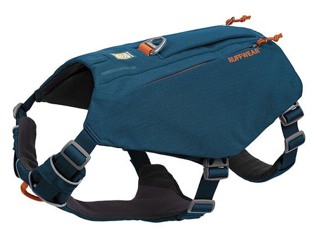 Ruffwear Switchbak™ Sele, Mørkeblå