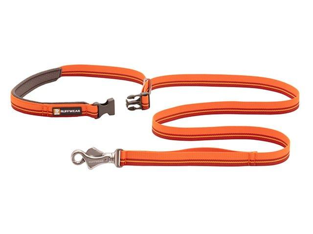 Ruffwear FlatOut førerline, Orange