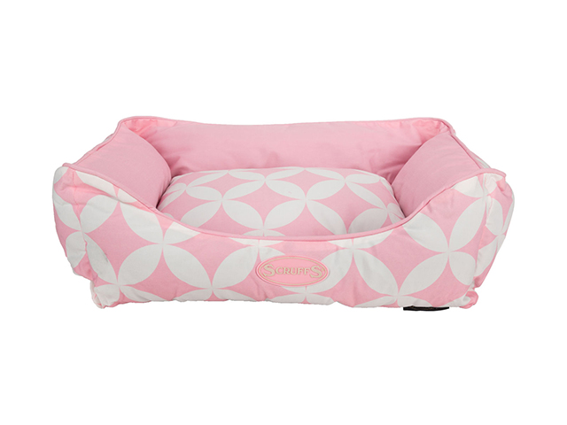 Scruffs Florence bed, pink