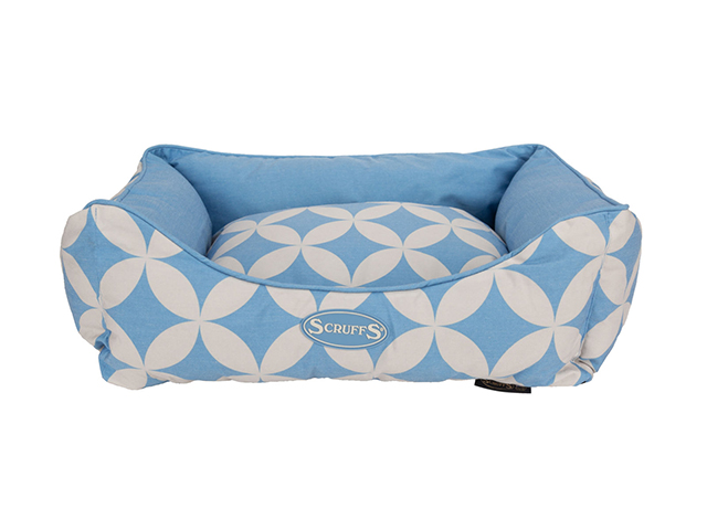 Scruffs Florence bed, blue