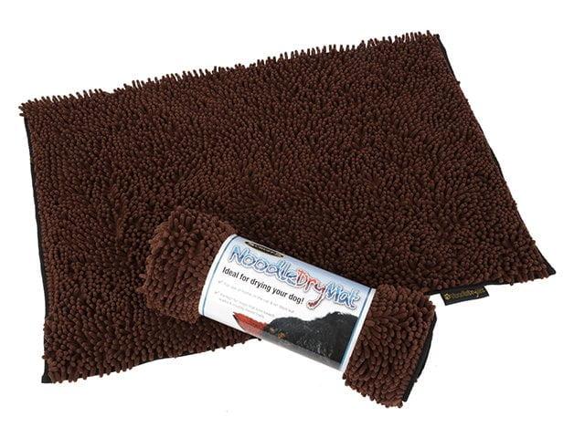 Scruffs Noodle Dry Mat, brown