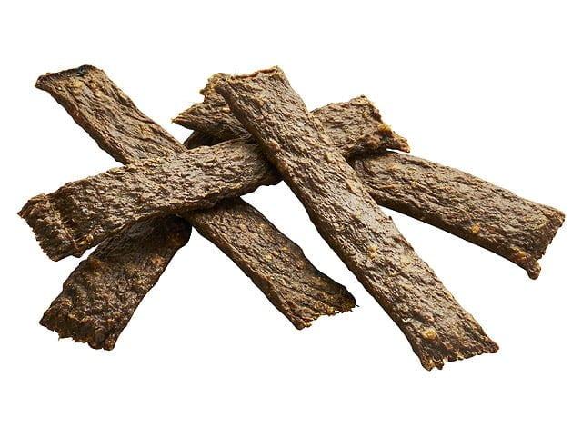 Tikki Meatstrips med fasan, 100g