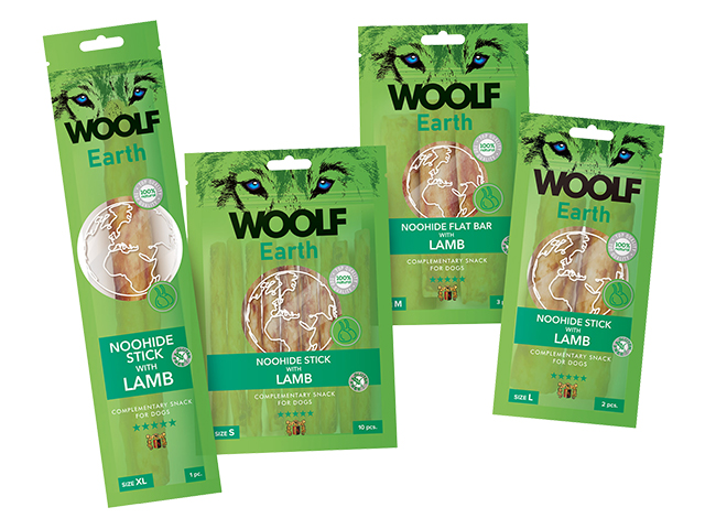 Woolf Earth Noohide Lamb